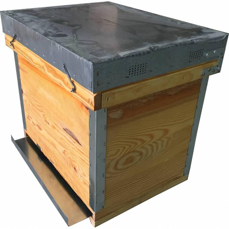 Plancher sanitaire ruche Layens Les Ruches Layens