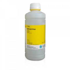 Glicerina 1kg Accesorios desinfección e higiene