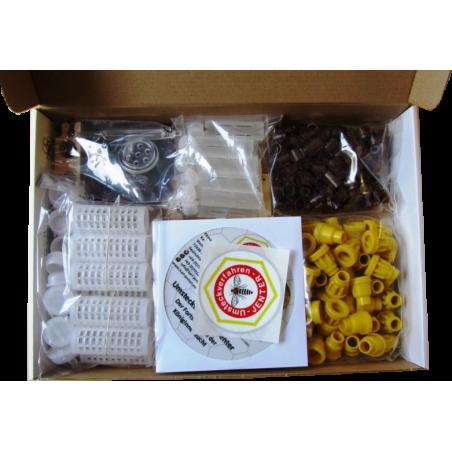 Kit d'élevage de reines du système Jenter Elevage des reines