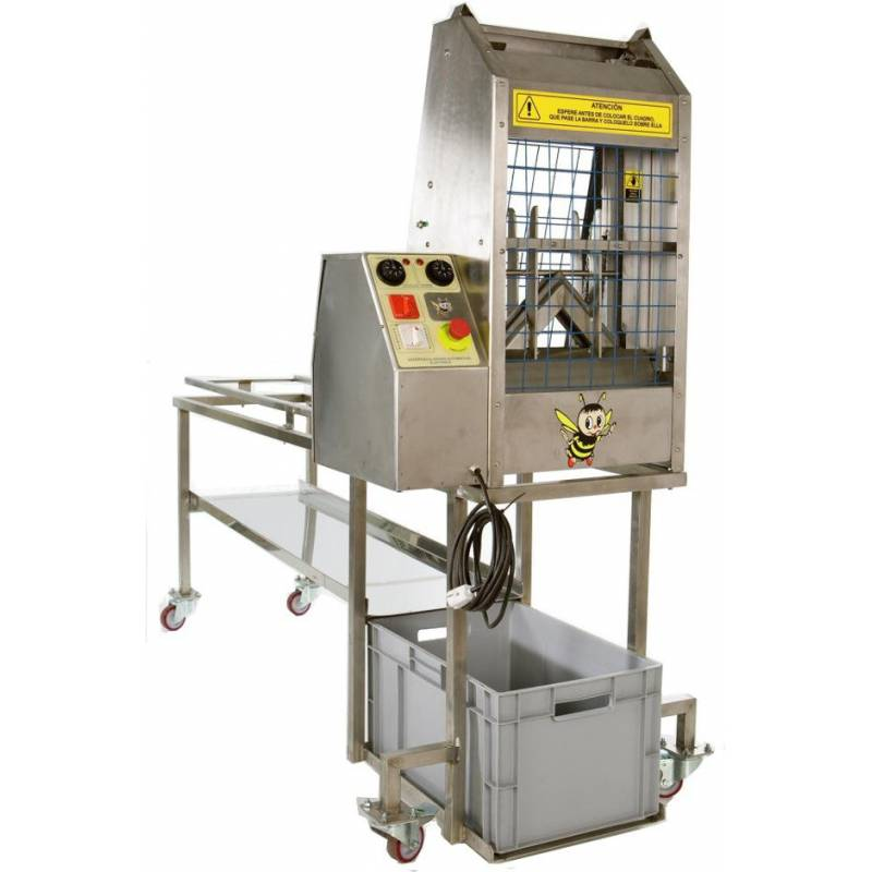 Uncapping Fragus Supports Uncapping machines