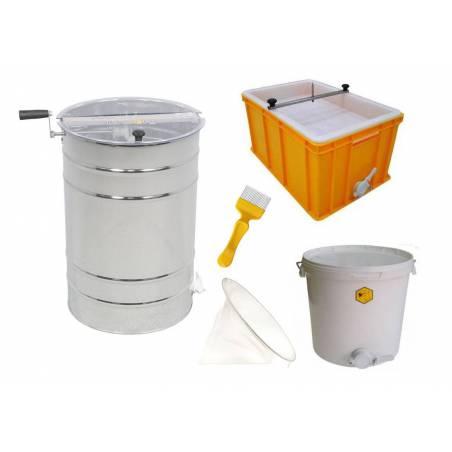 Kit Mieleria Aficionado Packs para apicultores