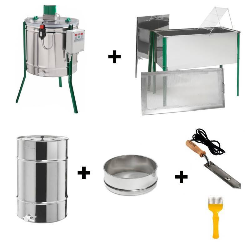 Kit Mieleria PRO Packs para apicultores