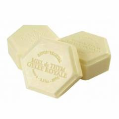 Honey soap with royal jelly