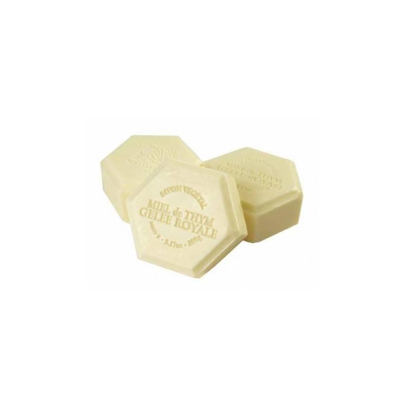 Jabón de miel con jalea real Cosmética