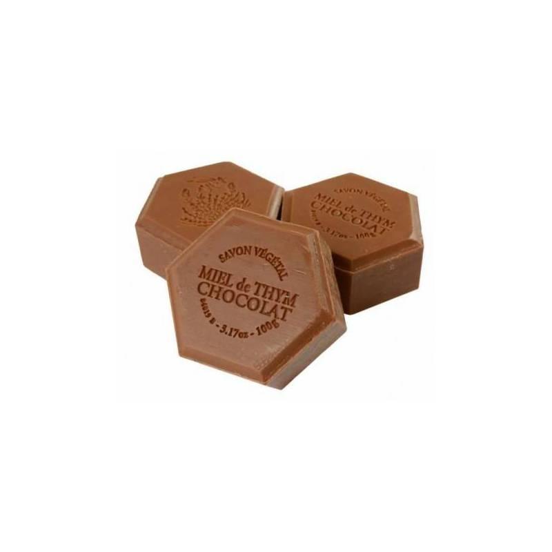Jabón de miel con chocolate Cosmética