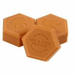 Honey soap with propolis