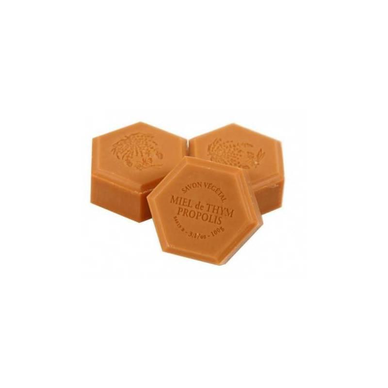 Jabón de miel con propóleo Cosmética