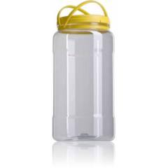 Garrafa plástico 5kg