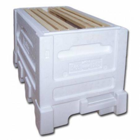 Langstroth Polystyrene 6 Frame Nuc NUC HIVES