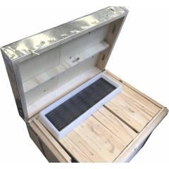 Alimentador de techo Layens 1,5 litros Alimentadores para colmenas