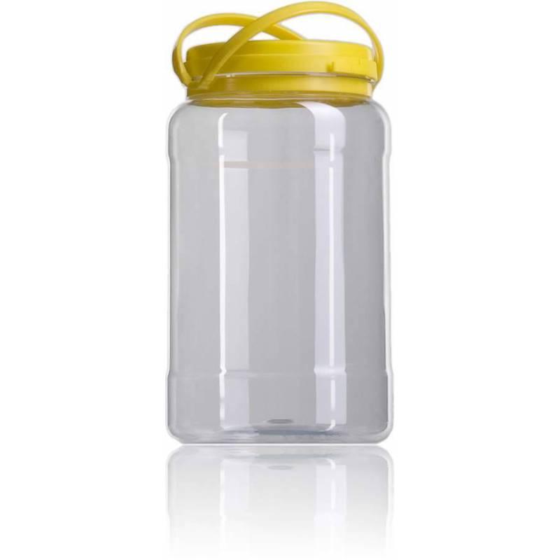 Envase plástico miel 2kg Envases de plástico