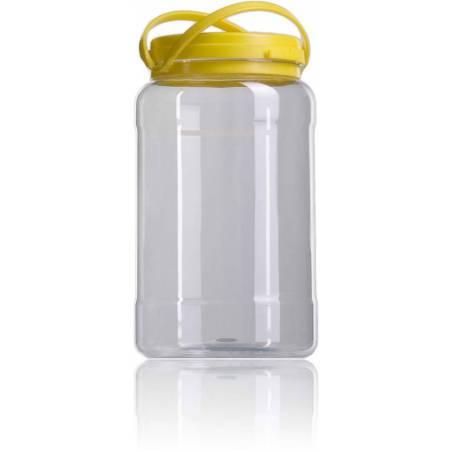 Plastic Honey Jar 2kg Plastic packaging