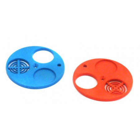 Plastic 4 position disc Hardware for beehives