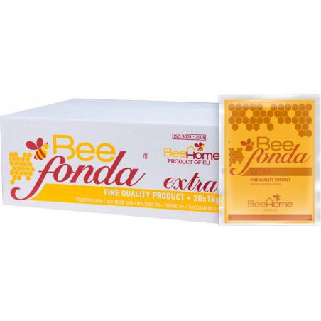 BeeFonda Extra 11 vitamins 20kg Stimulation