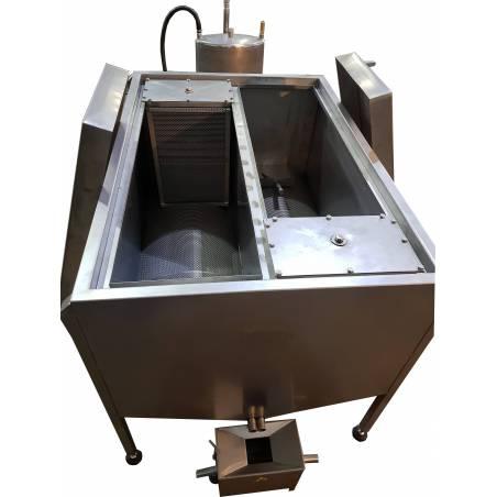Chaudière à double injection de vapeur Cérificateurs et chaudières