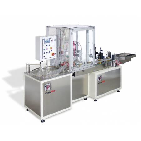 HONEYPACK Linea profesional Honey filling machines