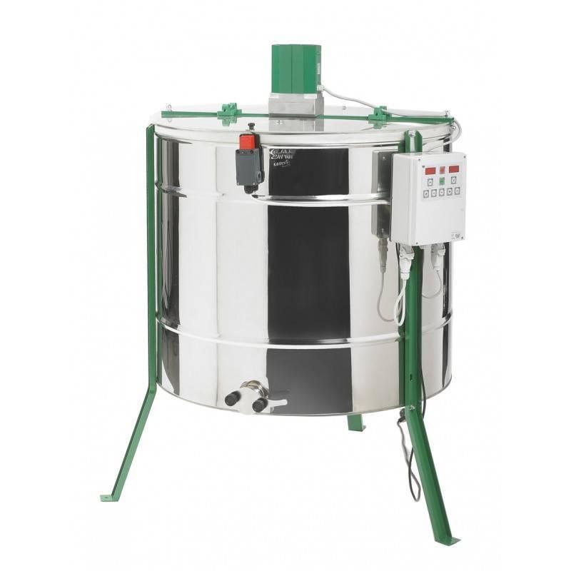 Extracteur XSARA® réversible 9 cadres Langstroth Extracteurs du miel
