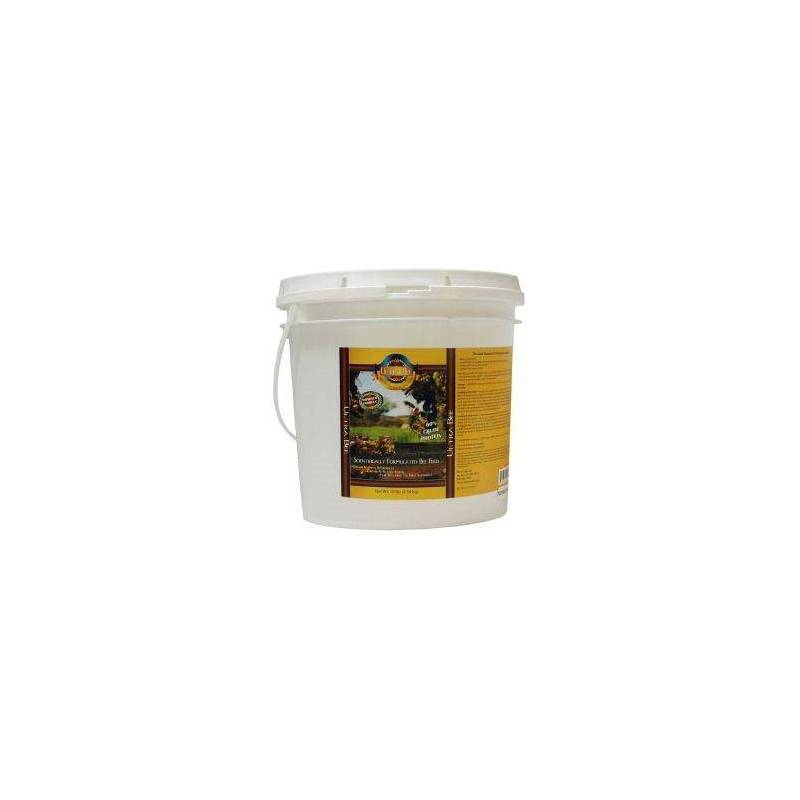 Seau de 10 lb Ultra Bee Dry Protéine