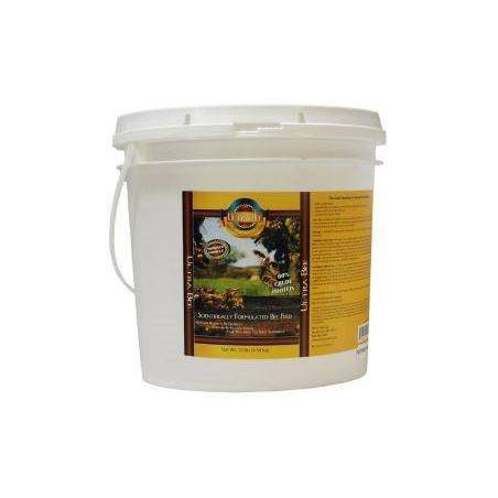 Ultra Bee Dry 10lb Protein pollen subs