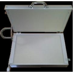 Laminadora de cera refrigerada Layens Estampadora de láminas