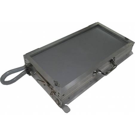 Gaufrier à cire réfrigérant Langstroth Machine à gaufrer