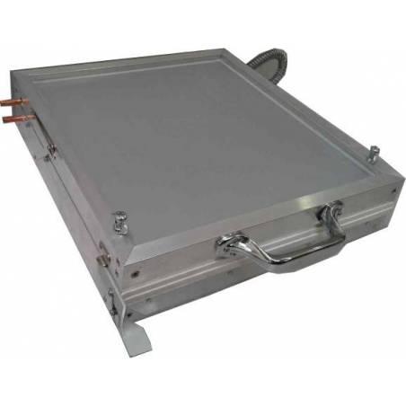 Water cooled Foundation Press Dadant Foundation machines
