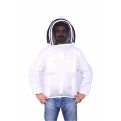 Blusón AIR careta esgrima Trajes de apicultor