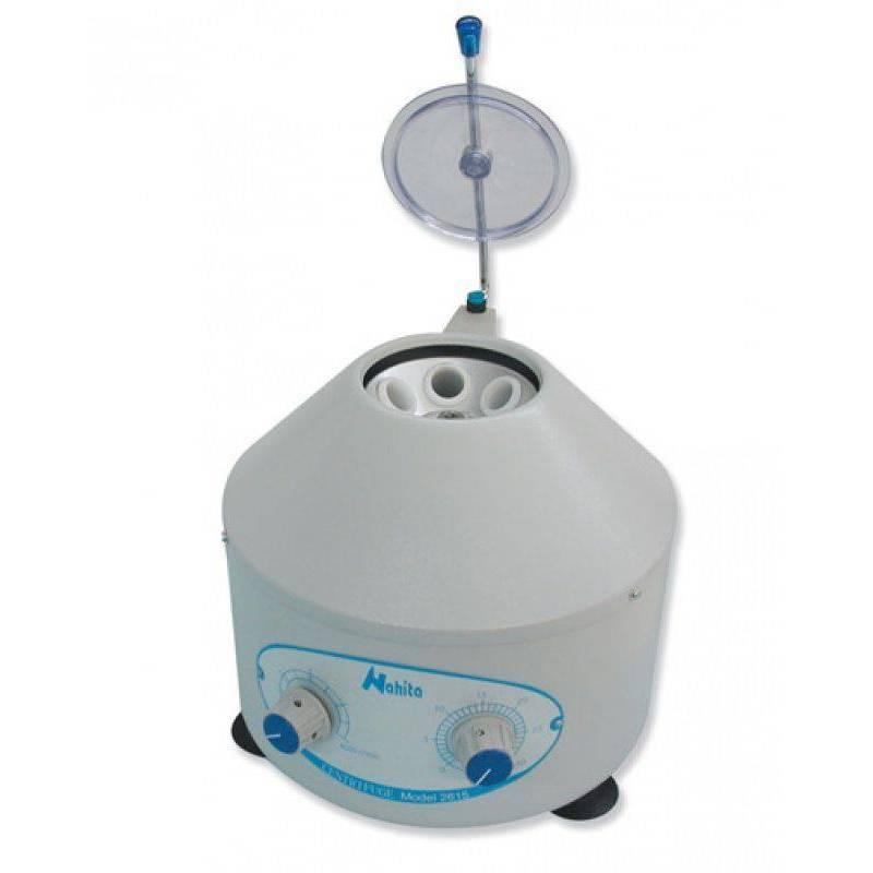 Mini centrifuge for Melissopalynology Honey analysis