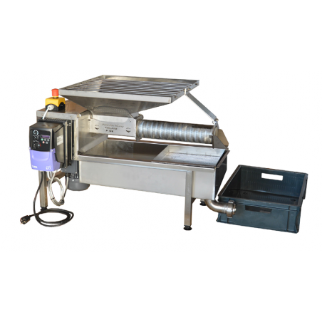 Cappings Extruder 100Kg/h Paradise EXTRACTION AND BOTTLING