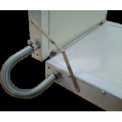 Machine d'estampage à la cire réfrigérée Lusitana Machine à gaufrer
