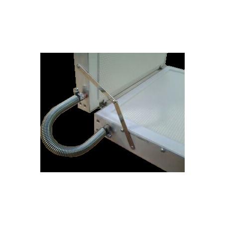 Estampadora de cera refrigerada Lusitana Estampadora de láminas