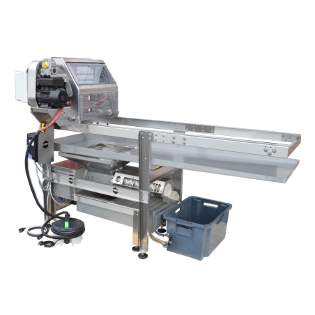 Uncapping line Paradise S1B with pricker Uncapping machines