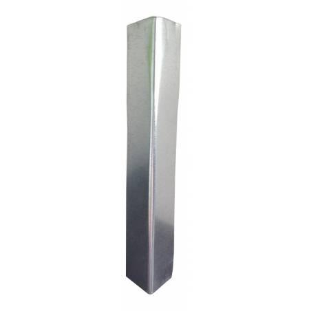 Metal corner protector 400x60 Beehive Accessories