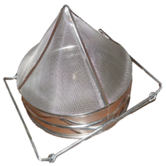 Honey Conical strainer stainless steel Honey Strainers