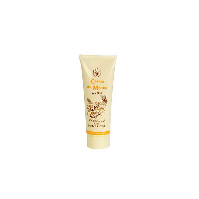 Crema de manos miel, cera y limón 250ml Cosmetics