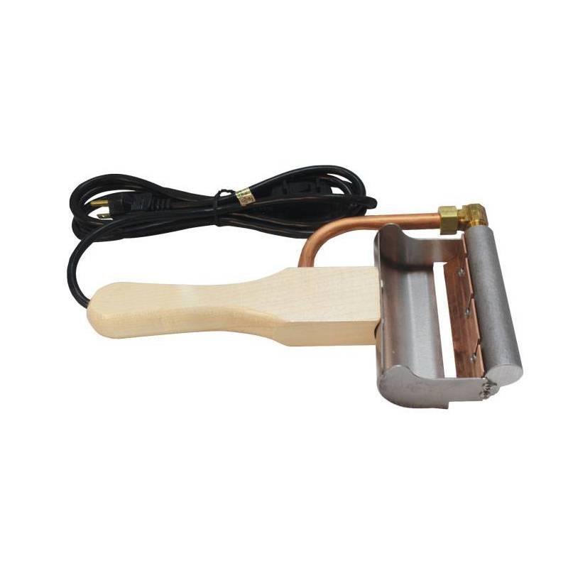 Désoperculateur électrique MAXANT Couteaux et Herses