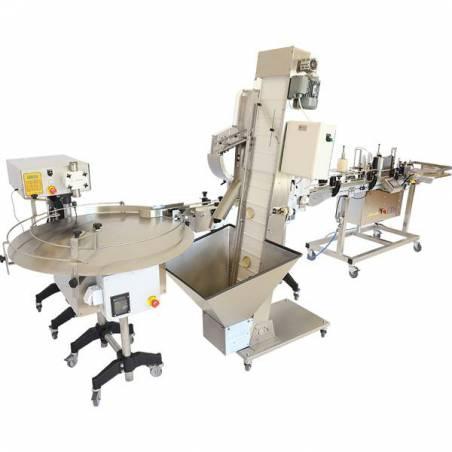 Machine complète de conditionnement du miel SWIENTY Doseuses de miel