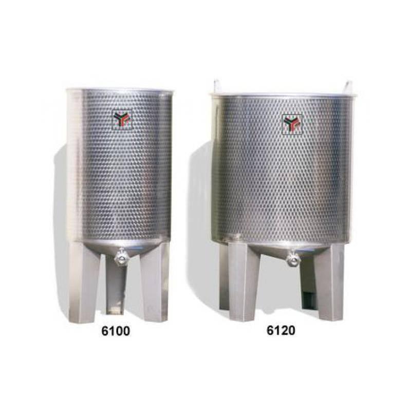 Honey tank professional 1000kg Honey tanks
