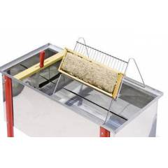 Stand to hold uncapped frames Uncapping tools