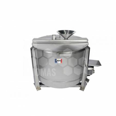 Centrifugadora pro SPINOMEL® Thomas Tratamiento del opérculo