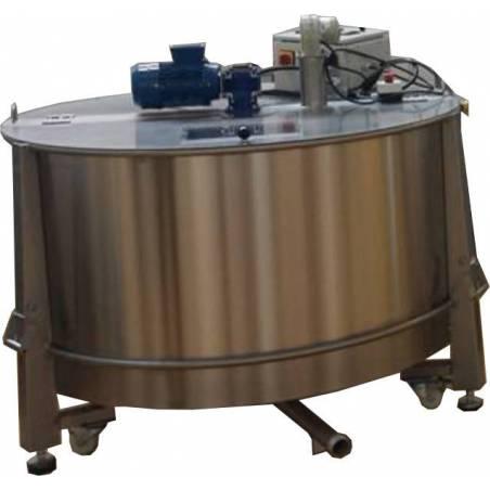 Extractor 12 cuadros universal reversible PRO Extractores Reversibles