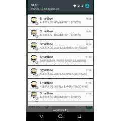 Localizador anti-robo colmenas SMARTBEE Layens Monitorización y seguridad