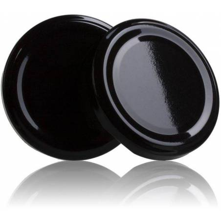 TO66mm lid black Caps and closures