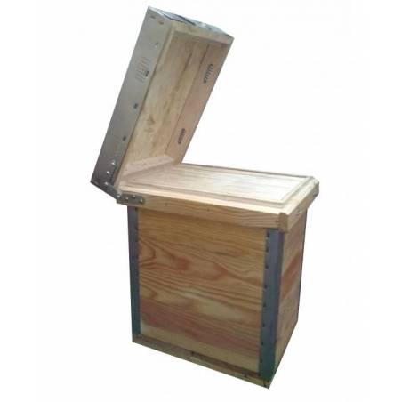 6F Layens nuc wooden NUC HIVES