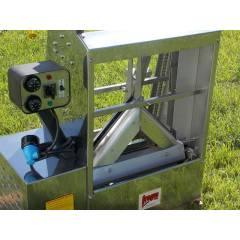Machine à désoperculer FRAGUS type Delta Désoperculation