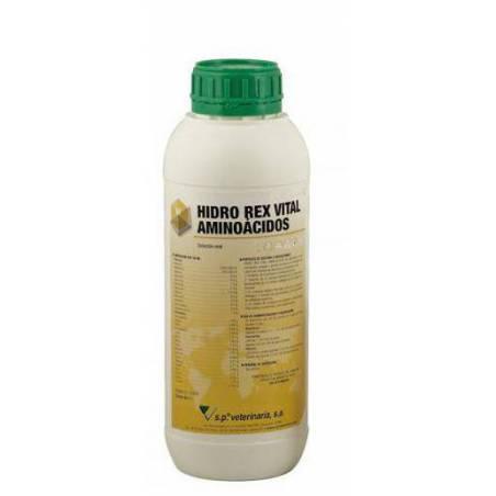 Acides aminés Hydro-Rex Vital 1 litre Nourrissement