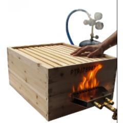 Marcador a fuego para colmenas 14 caract. Marcadores colmena