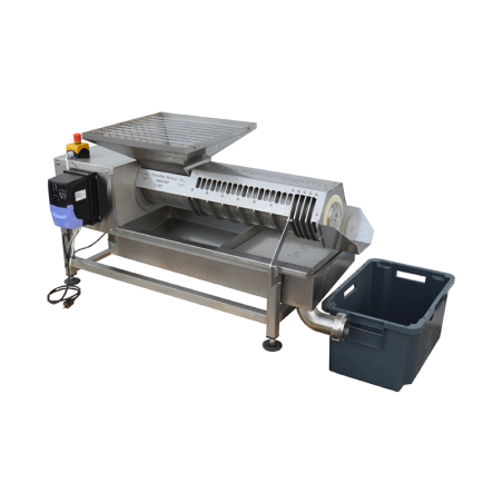 Wax Extruder 500kg/h Paradise EXTRACTION AND BOTTLING