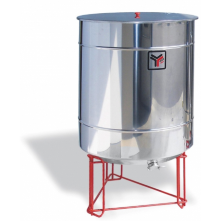 Full-discharge Honey Ripener 800kg ZERO® Honey tanks