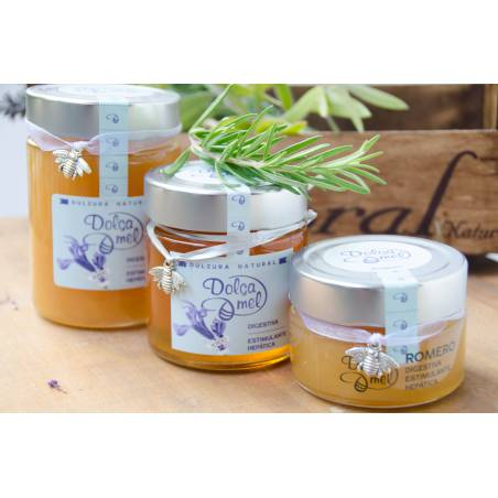 Raw Rosemary Honey 900g Honey